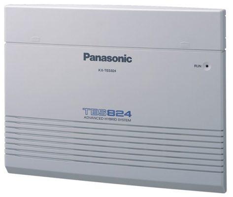Panasonic KX-TES824 analogna tel. centrala-0