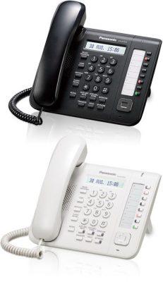 Panasonic KX-DT521 digitalni sistemski telefon-60