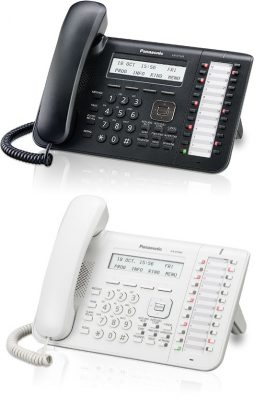 Panasonic KX-DT543 digitalni sistemski telefon-102
