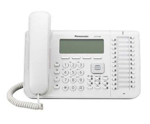 Panasonic KX-DT546 digitalni sistemski telefon-0