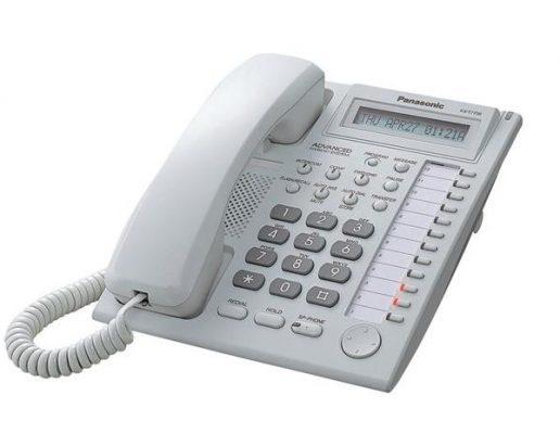 Panasonic KX-T7730 analogni sistemski telefon-0