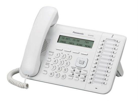 Panasonic KX-NT543 sistemski IP telefon-119