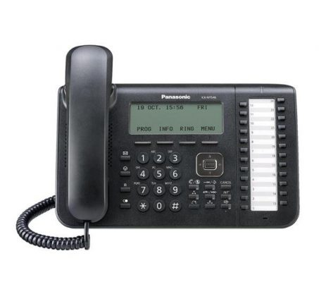 Panasonic KX-NT546 sistemski IP telefon-0