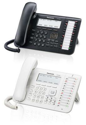 Panasonic KX-NT546 sistemski IP telefon-126