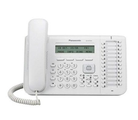 Panasonic KX-NT546 sistemski IP telefon-124