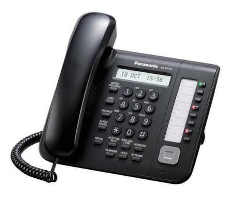 Panasonic KX-NT551 sistemski IP telefon-0
