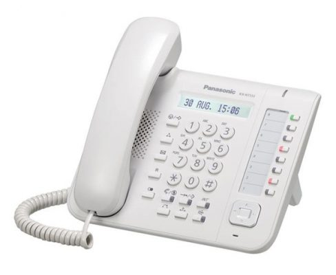 Panasonic KX-NT551 sistemski IP telefon-116
