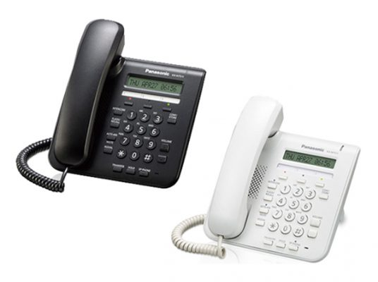 Panasonic KX-NT551 sistemski IP telefon-118