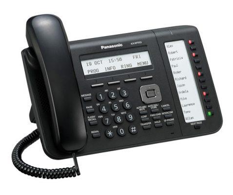 Panasonic KX-NT553 sistemski IP telefon-0