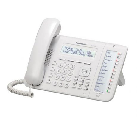 Panasonic KX-NT553 sistemski IP telefon-121