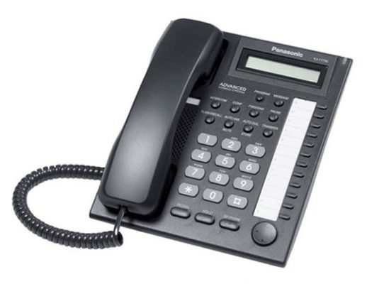 Panasonic KX-T7730 analogni sistemski telefon-113