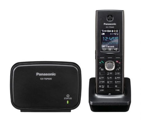 Panasonic KX-TGP600 IP (SIP) Smart bežični telefon-0