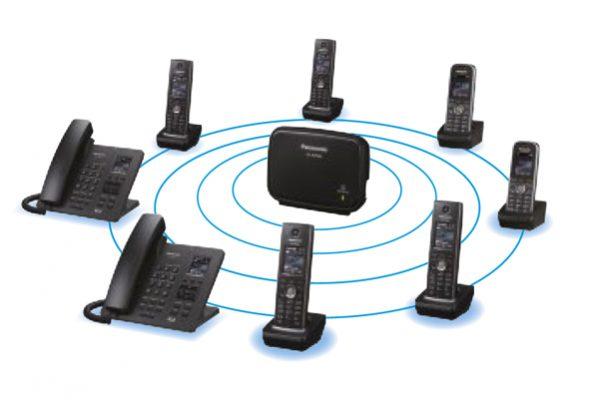 Panasonic KX-TGP600 IP (SIP) Smart bežični telefon-307