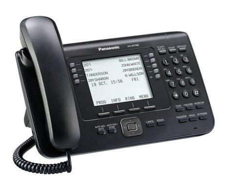 Panasonic KX-NT560 sistemski IP telefon-0
