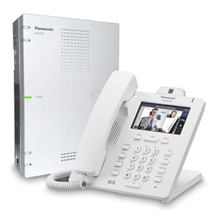 Compact Hybrid IP - PBX